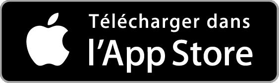 Disponible dans Apple – App Store pour télécharger