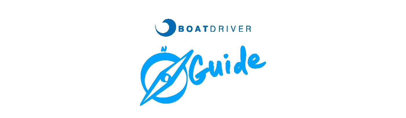 Guides des lacs – BoatDriver Guide 1